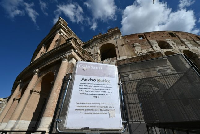 Whole of Italy placed on lockdown as 97 more coronavirus patients die