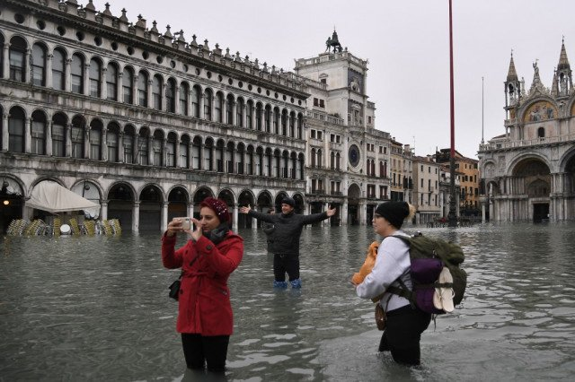 OPINION: After flooding and coronavirus, is it time Venice stopped relying on tourism?
