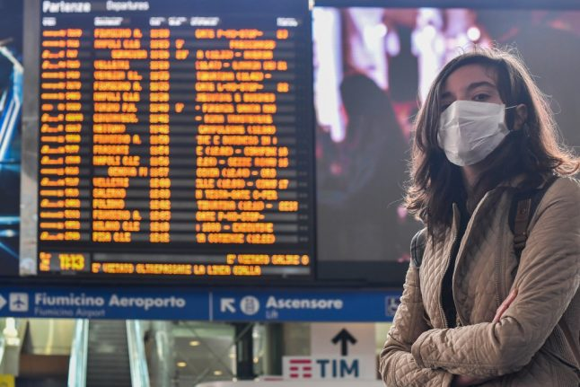 Can I leave Italy under the new coronavirus travel restrictions?