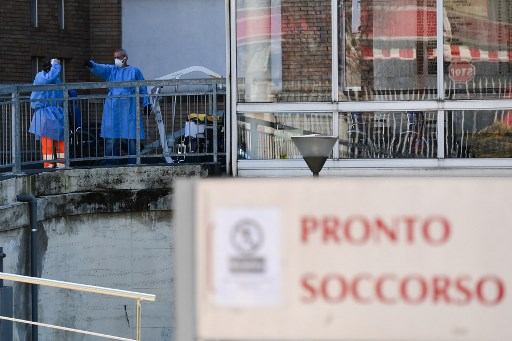 'Learn from Italy's mistakes', health expert warns Europe