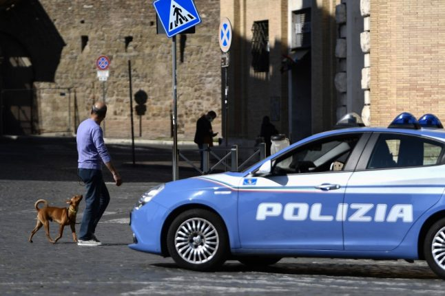 How authorities are battling to keep Italians at home