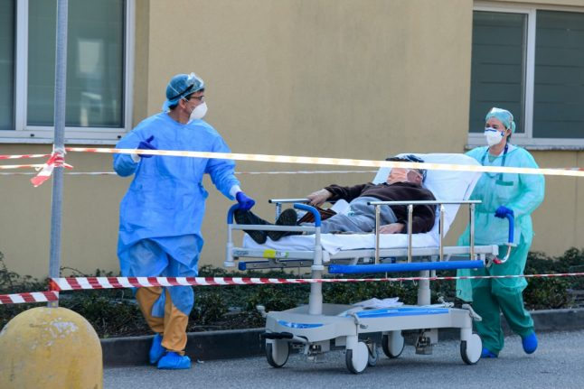 'Learn from our mistakes': Italians plead for other countries to take coronavirus risks seriously