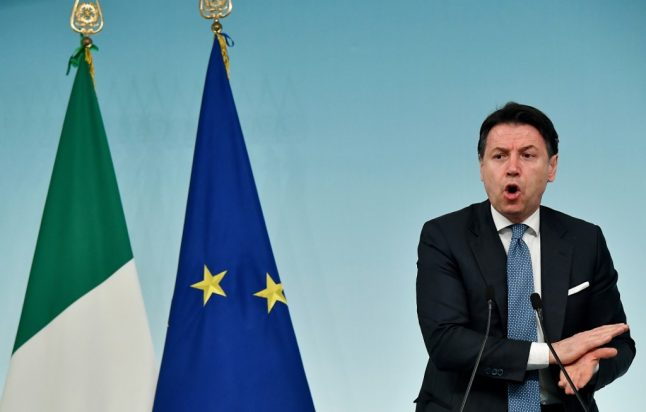 Italy closes all non-essential factories in bid to ease 'worsening' coronavirus crisis