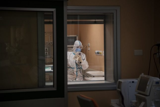 More than 100 doctors have now died in Italy's coronavirus outbreak