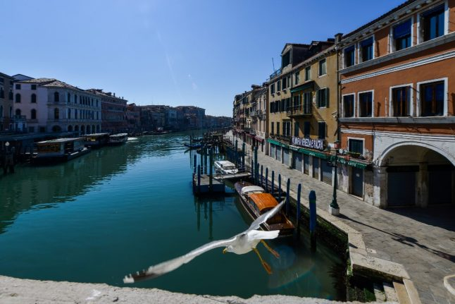 IN FOCUS: The knock-on effects of the coronavirus on Italy's economy