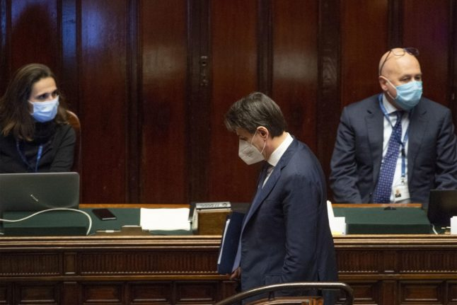Italy awaits details of life after lockdown