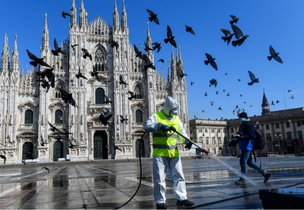 Why Lombardy is set to double total lockdown period compared to rest of Italy