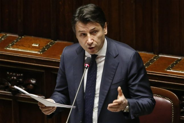 Italian PM warns regions not to lift lockdown rules too early