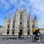 Milan announces major expansion of cycle paths after lockdown