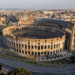 'The silence of Rome': Stunning drone footage reveals Italy's eerily empty capital city