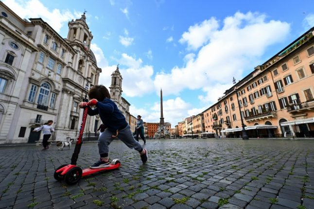 Confusion as Italy prepares to ease lockdown