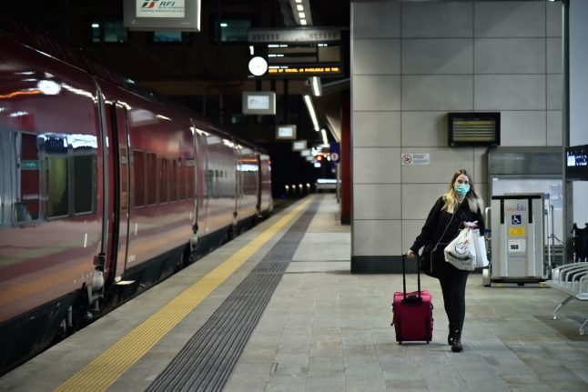 Italian government wants to allow travel between regions from June 3rd