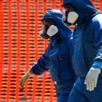 Russia begins withdrawing military virus experts from Italy