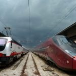 Italy launches new north-south high speed train route