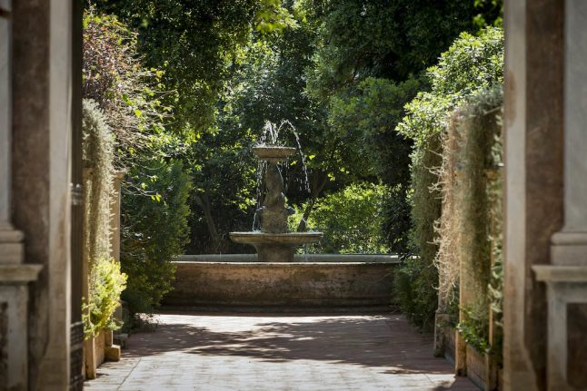 This weekend you can visit Italy's hidden 'green heritage'