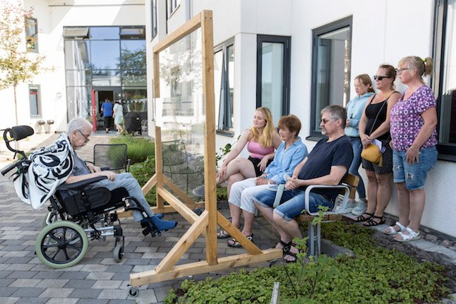 Some Swedish care homes have had no cases of Covid-19 – what did they do right?