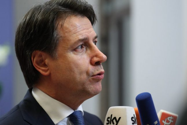 Prosecutors question Italy's PM over handling of Covid-19 crisis
