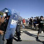 Salvini pelted with eggs on visit to southern Italian virus hotspot