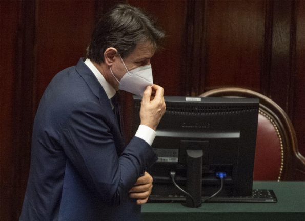 Italian prosecutors to question PM Conte over handling of virus crisis