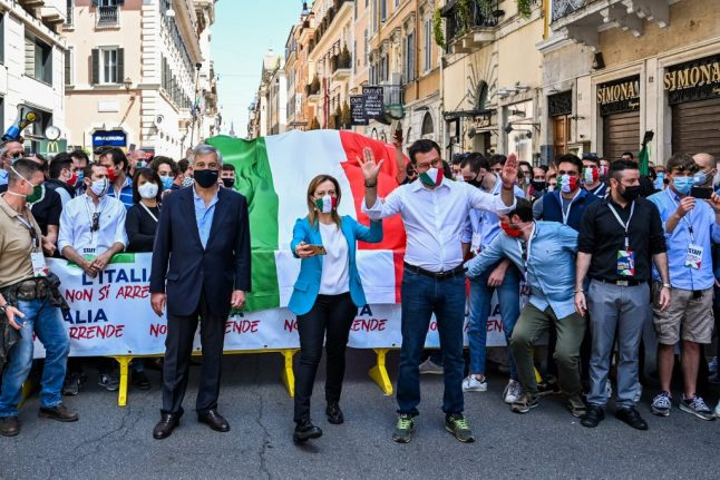 ANALYSIS: How Italy's far right was stalled by the coronavirus crisis