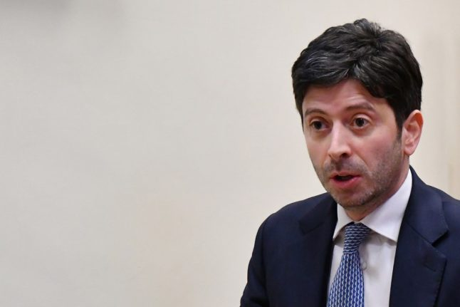 Easing Italy's lockdown 'is a risk we're taking': health minister