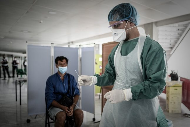 WHO warns of Europe virus spike as countries impose new curbs