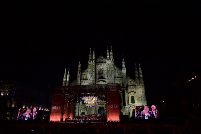 What you need to know about the return of Italy's summer concerts