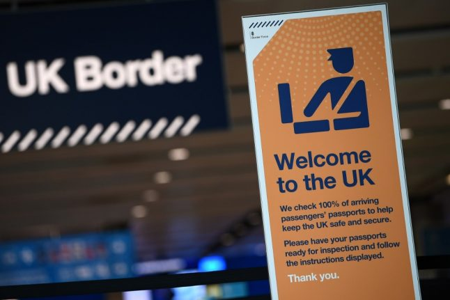 Passengers warned forms still needed for travelling from Italy to the UK