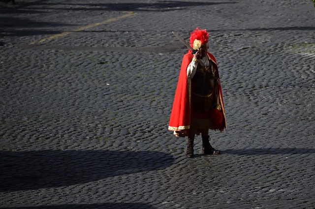 How to keep cool like an Ancient Roman in Italy's summer heat