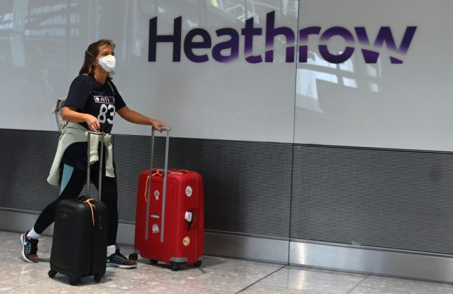 UK drops quarantine for Italy and other European countries