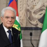 'Freedom isn't the right to make others ill': Italy's president warns country to stay on guard
