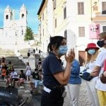 Covid-19: Up to 40 percent of Italy's new cases 'linked to vacationers', expert says