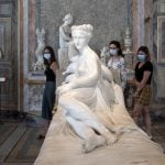Italian police track down tourist who snapped off statue's toes taking selfie