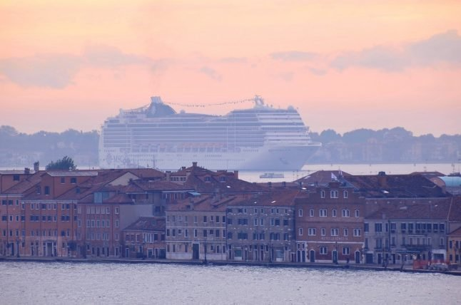 Face masks remain and cruise ships return: What's in Italy's new emergency decree?
