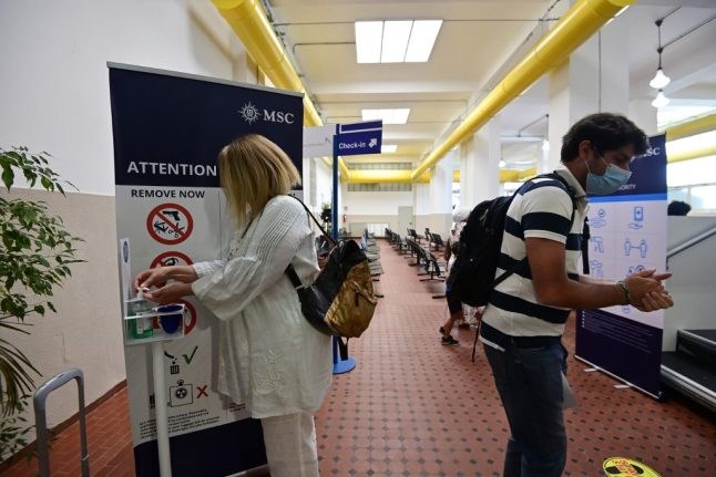 Covid-19: Italy records biggest daily rise in new cases since lockdown ended