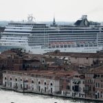 Venice anti-cruise ship activists cheer temporary victory as liners pull out