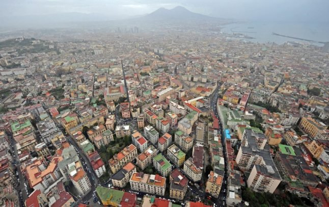 'Paradise inhabited by devils': How Naples captured the world's imagination