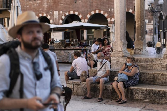 Italy warns of uptick in coronavirus infections as reproduction number rises