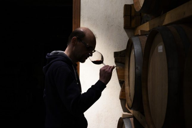Why 70 million bottles of Italian wine are being turned into hand sanitiser
