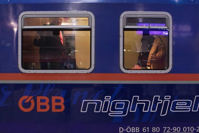 Switzerland to expand night train links to Rome, Barcelona and Amsterdam