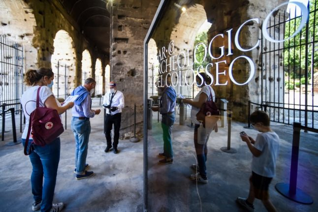 Covid-19: Italy suspends free museum Sundays to limit crowds