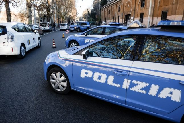 Italian police arrest four over alleged rape of two British teenagers