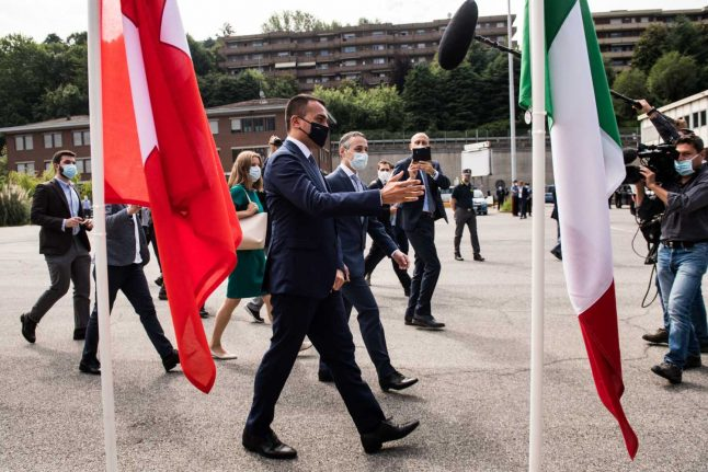 Switzerland and Italy hope to deliver cross-border worker tax deal 'by 2021'