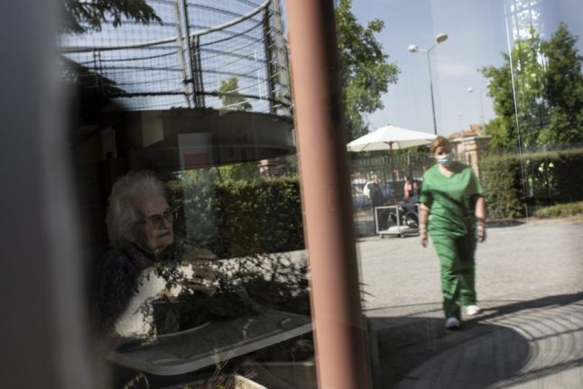 Almost half of Italy's care home staff suffer PTSD and anxiety after Covid-19 outbreak, study finds