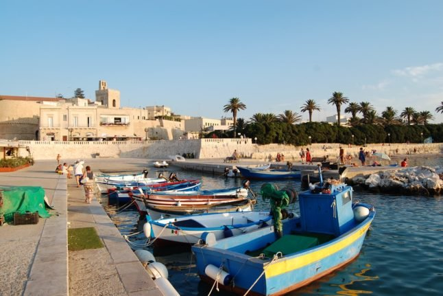 Working at sea: How you could swap your office for a boat in southern Italy this October