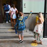 IN PHOTOS: Schools start to reopen in Italy after six-month closure
