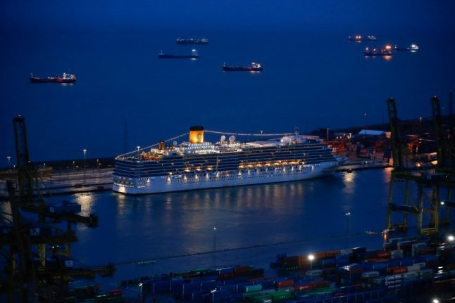 Second major cruise line resumes post-lockdown sailing in Italy