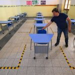 Absent teachers and no desks: Italian PM vows to fix problems with school reopening