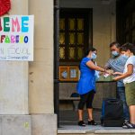 What happens if there's a Covid-19 outbreak in Italian schools?