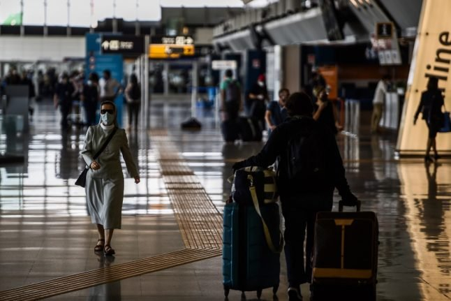 Italy warns against travel abroad as coronavirus numbers rise around Europe